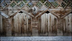 MAVERICK_L Wood Huts
