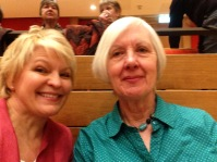 The one and only Judith Weir!